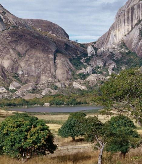 Landschaft in Madagaskar